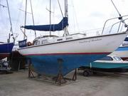 Halcyon 27ft sloop LONG KEEL
