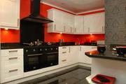 White High Gloss Kitchen For Sale