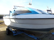 Small Fishing Boat - Sharpthorne 2