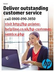 hp printer support number
