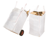 Buy Seasoned Hardwood Barrow Bags