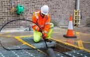 Concrete works northwest England