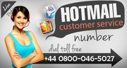 Hotmail Support Telephone Number UK