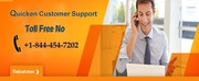 Quicken Customer Support Service +1844-454-7202 Phone Number