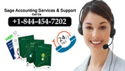 Sage & Peachtree Support 1-844-454-7202 Service Phone Number