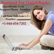 Quickbooks Support +1844-454-7202 Phone Number