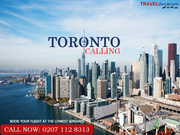 Cheap Flights to Toronto,  Direct Flights to Toronto from London