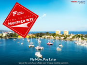 Flights from London to Montego Bay in 2019