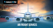 Global Air Freight Forwarders & Air Cargo Services | Haulystic