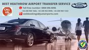Heathrow Airport Transfers | Taxi Heathrow | Transfers in London Airpo