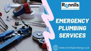 Emergency Plumbing Services London - Contact Us Today