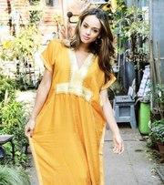 Kaftan dress,  Moroccan dress